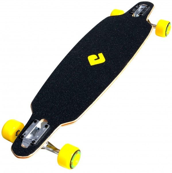 atom 36 drop through longboard longboards boards. Black Bedroom Furniture Sets. Home Design Ideas