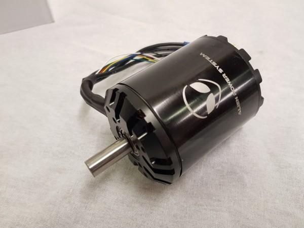 APS Brushless Outrunner Motor 6384 4000W mit Sensoren