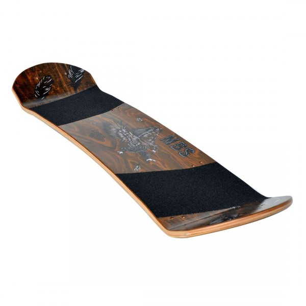 MBS Comp 95 Birds Mountainboard Deck