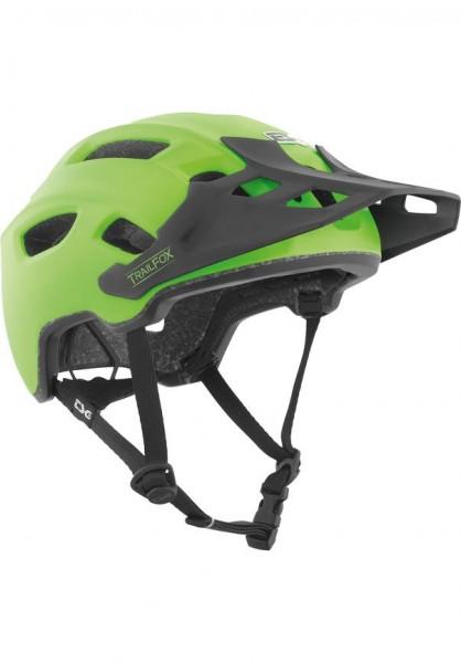 TSG Trailfox Solid Color Helm