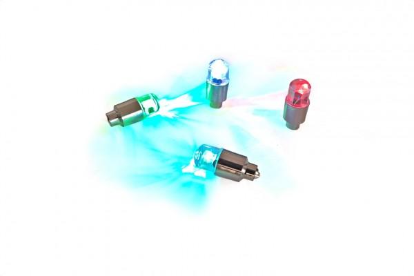 Fireflys RGB LED-Ventilkappen