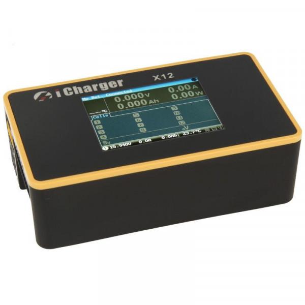 Junsi iCharger X12 12S Ladegerät 1100W