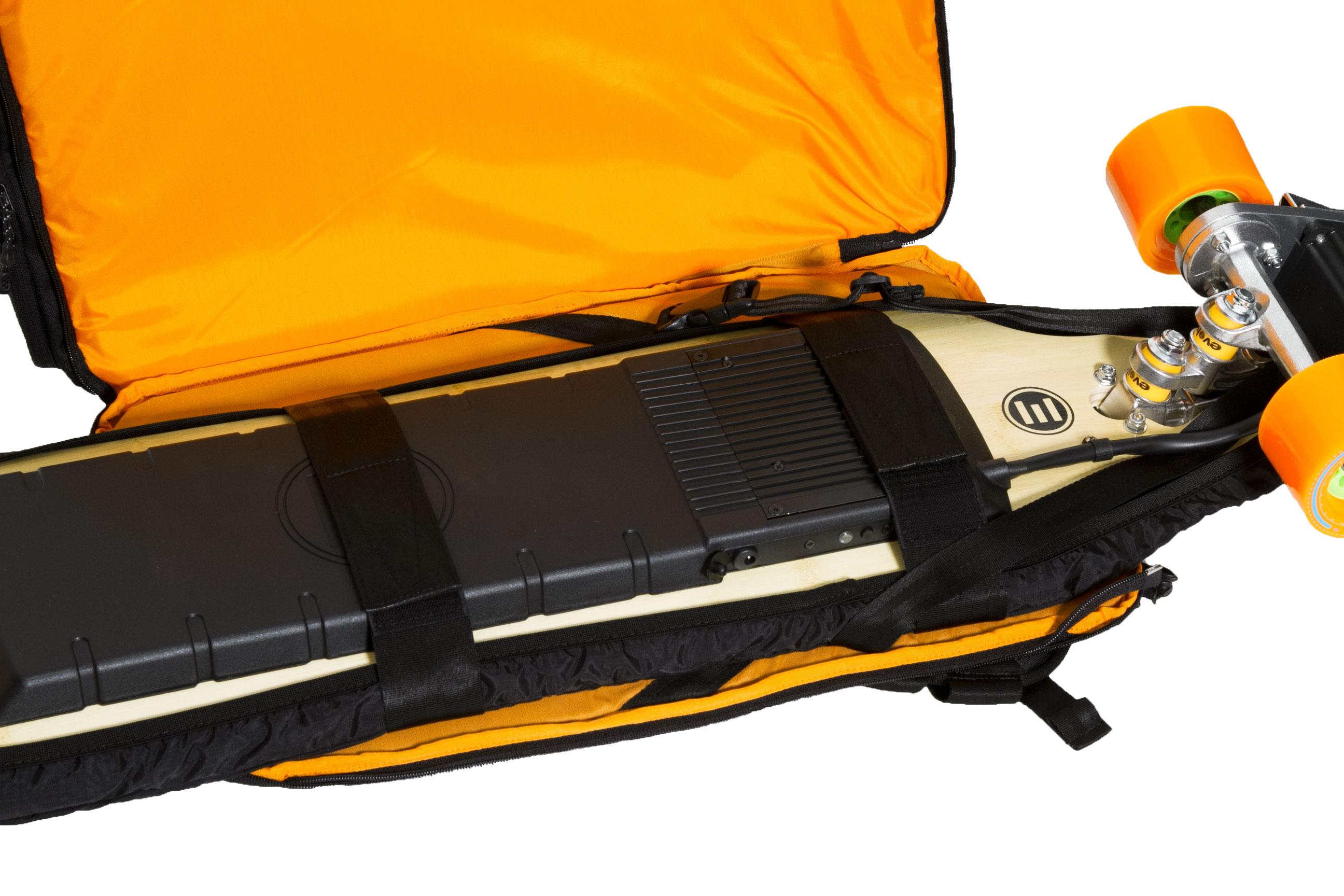 evolve backpack v2 evolve elektro skateboards shop. Black Bedroom Furniture Sets. Home Design Ideas