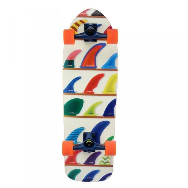 """Miller Surfskate 32"""" - Fins"""