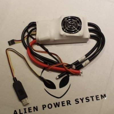 APS 250A 3-8S EVO 3 BEC Sensor ESC