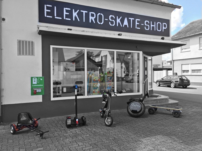 Elektro Skate Shop Haßloch