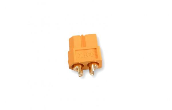 XT-60 Nylon Hochstrom Buchse vergoldet