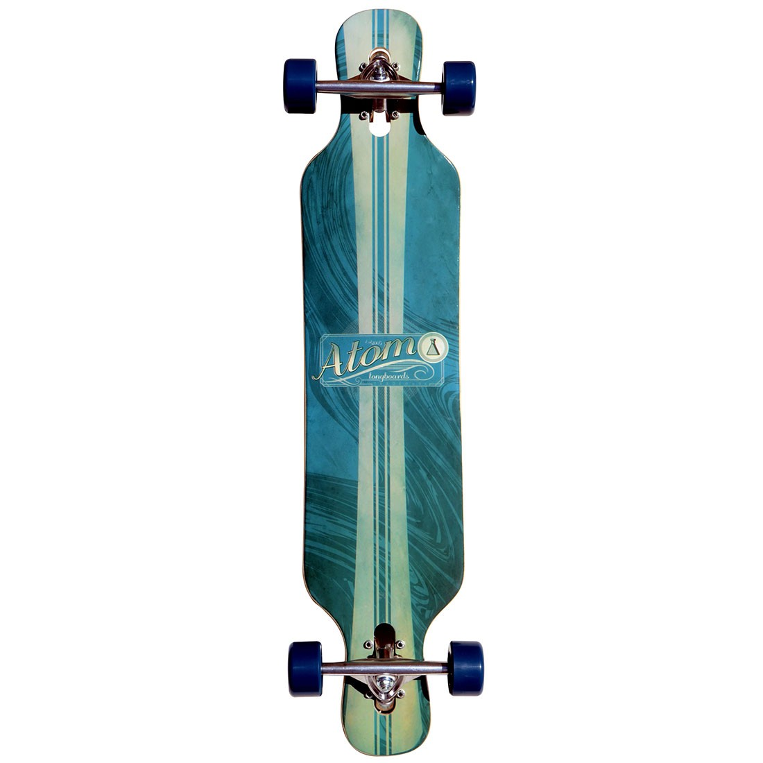 atom 39 drop kick longboard longboards boards shop. Black Bedroom Furniture Sets. Home Design Ideas