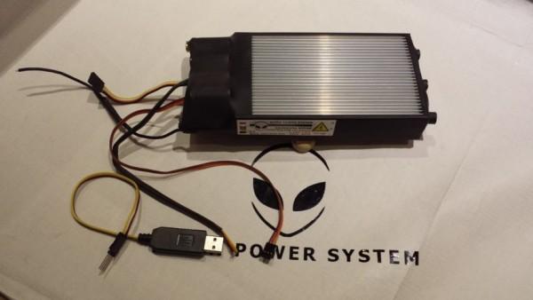 APS 450A 4-24S Sport II Sensor ESC