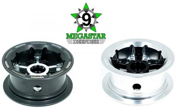 Trampa Megastar Felgen 9 Zoll Deep Dish