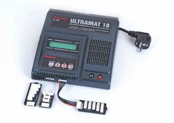 Ladegerät 12S Ultramat 18