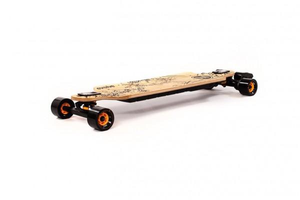 evolve bamboo gt street evolve elektro skateboards. Black Bedroom Furniture Sets. Home Design Ideas
