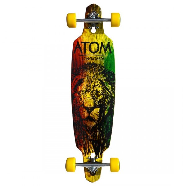 "Atom 36"" Drop Through Longboard"