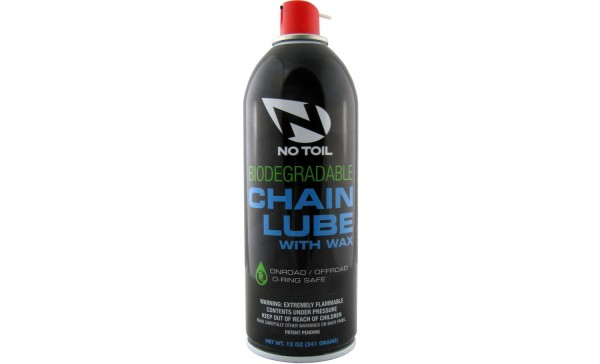 No-Toil Chain Lube Kettenspray mit Wax