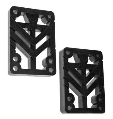 Mini Logo Riser Pads 12.7 mm