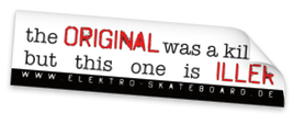 Sticker: Original Iller
