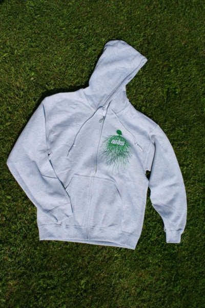 MBS Roots Zipper grau