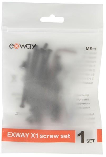 exway x1 Motor Schrauben