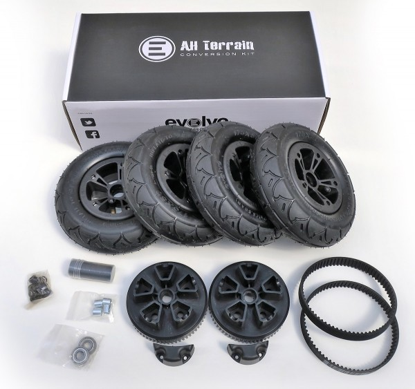 evolve GT/GTX/GTR All-Terrain Kit