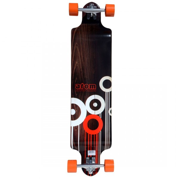 "Atom 41"" Drop Deck Longboard"