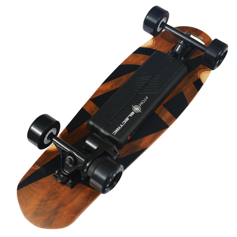 atom electric b10 longboard skateboard mbs elektro. Black Bedroom Furniture Sets. Home Design Ideas