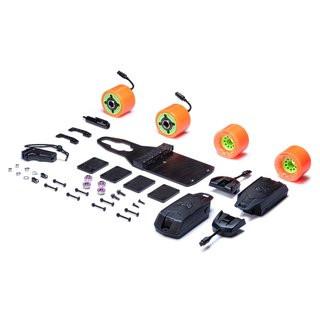 Unlimited x Loaded Race Kit