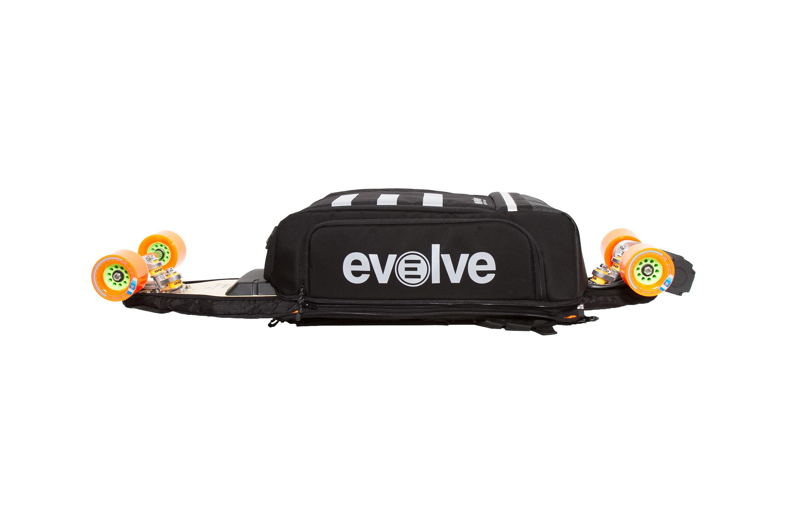 evolve backpack v2 tuning zubeh r evolve elektro. Black Bedroom Furniture Sets. Home Design Ideas